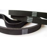 Wholesale Heat / Oil Resistant Industrial Timing Belts Rubber Material Black Color from china suppliers