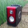 Buy cheap Potentiometer Black Sound Box, Plastic Digital FM Radio Remote Control (UK-R10) from wholesalers