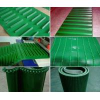Wholesale Industrial Equipment Incline PVC Conveyor Belt With Extruded Polyurethane Profiles from china suppliers