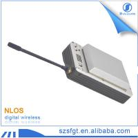 Wholesale minimum lightweight uav cofdm video transmitter with battery from china suppliers