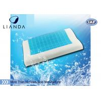 Wholesale Memory foam cool gel pillow pad pressure relief and temperature regulation from china suppliers