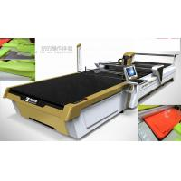 Wholesale 2017 New Type Automatic Cloth Cutting Machine For Stuffed Toys Garment Sofa Suit Multi-layers from china suppliers