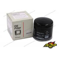 Buy cheap Black Orignal Car Oil Filters / Nissan spare Parts 15208-BN30A from wholesalers
