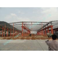 Wholesale Pre Engineered Frame Industrial Steel Buildings 60' X 90' High Strength Bolts from china suppliers