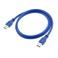 Wholesale USB 3.0 Charging Cable Double Head Male To Male AM TO AM 5m from china suppliers