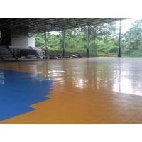 Wholesale Suspended Modular Football / Futsal Field Flooring, Indoor Sport Court Floor from china suppliers