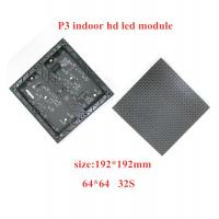 Wholesale SMD2121 Indoor Full Color LED Display Video 192*192mm Module 3.0mm Pixel Pitch from china suppliers
