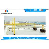 Wholesale ZLP Series Painted / Aluminum Suspended Scaffolding Platform Lifting Speed 8 ~ 10 m/min from china suppliers