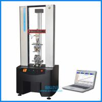 Wholesale Computer Tensile Testing Machines 50KN With Panasonic Servo Motor / PC Display from china suppliers