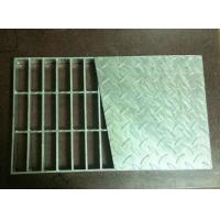 Wholesale Hot Dipped Galvanized Steel Checker Composite Grating for platform from china suppliers