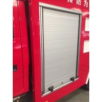 China Truck Aluminium Rolling Shutter Door Emergency Rescue Vehicles Parts on sale
