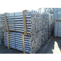 Wholesale Galvanization formwork Adjustable Steel Props used in prop formwork system from china suppliers