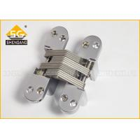 Wholesale Professional Small Hidden Closet Door Hinges Right Or Left Hand Applicable from china suppliers