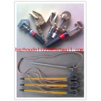 Wholesale Earth rod and fitting&grounding devince,+copper wire+hook from china suppliers