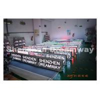 Wholesale 800 W P 5 SMD2727 Taxi Top LED Display Waterproof High Brightness from china suppliers