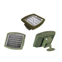 Buy cheap UL844/ATEX Mean well 5years warranty explosion proof light 80w 100W 120W gas station led flood lights from wholesalers