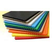 Wholesale PP Corrugated Plastic Sheet/PP Hollow Sheet from china suppliers