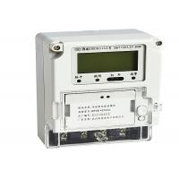 Wholesale Single Phase Smart Electric Meters for Active Energy Measurement with GPRS Module from china suppliers