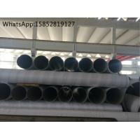 Wholesale Welded Stainless Steel Pipe , Tube TP310H  A312 / A358  Corrosion Resistant from china suppliers