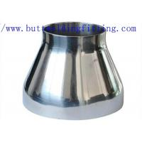 Wholesale SS904L UNS S32750 Stainless Steel Reducer , stainless steel pipe reducer from china suppliers