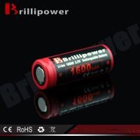 Wholesale Best Price High Quality 3.7v 18500 Li-ion 1600mah Rechargeable Battery from china suppliers
