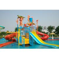 Wholesale Mini Kids Water House For Water Park Equipments For Children Play from china suppliers