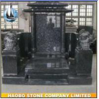 Buy cheap Chinese Tranditional Tombstone from wholesalers