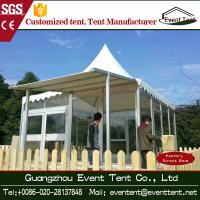 Wholesale Outdoor Luxury Tent House Hotel Tent With Aluminium Profile Structure from china suppliers