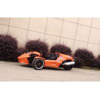 Wholesale 250cc 4 Stroke CDI Tri Wheel Motorcycle / 3 Wheel Touring Motorcycle Water Cooling from china suppliers
