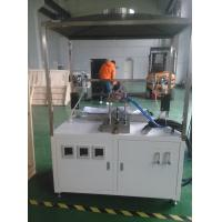 Wholesale White colored flame test chamber for wire , size customized fire test chamber from china suppliers