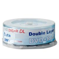 Wholesale Customized 8.5GB (120mm) Single-sided 215mins DVD+R DL 8x Dvd R Blank Disc from china suppliers