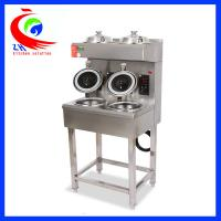 Wholesale 4 ClayPot Chinese Cooking Machine ELectric Cabinet Stove 3.4KW from china suppliers