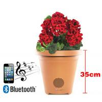 Wholesale 2015 Fashion New Design Planter Speaker,Portable Wireless Bluetooth Speaker from china suppliers