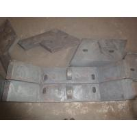 Wholesale Sill Bar of High Chromium Cast Iron Chute Liners Made in China Hardness more than HRC50 from china suppliers
