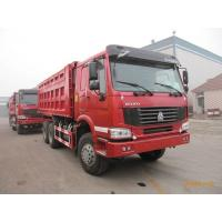 Wholesale 40 Ton Medium Heavy Duty Trucks With Horse Power Euro II Engine from china suppliers