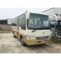 Wholesale Advanced New Colour Coaster Minibus County Japanese Rural Type SGS / ISO Certificated from china suppliers