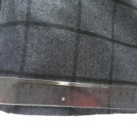 Wholesale Eco - Friendly Wool Plaid Fabric / Tartan Upholstery Fabric Soft Hand Feeling from china suppliers