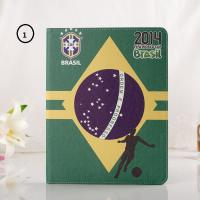 Wholesale World Cup Series Tablet PC Accessories ipad Folio PU Leather Protective Case from china suppliers