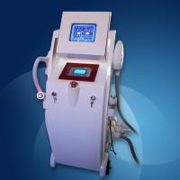 Wholesale 5 In 1 Laser E-Light IPL Photo Rejuvenation RF Cavitation Vacuum Slimming Machine from china suppliers