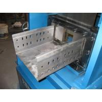 Wholesale Custom  Small Cable Tray Roll Forming Machine Thickness 1mm - 2mm Width 50mm from china suppliers
