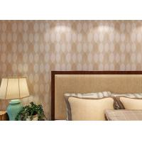 Wholesale Bronzing Leaf Bedding Room Home Wall Decor Wallpaper Adult Style , Economical from china suppliers