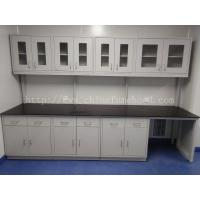 Buy cheap Manufacturer Direct Lab Table / Lab Workbench Furniture / Steel Laboratory Casework from wholesalers