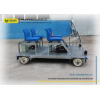 Dc Driving Motor Track Inspection Car Detachable Seat With