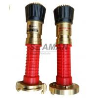 Wholesale Multi Fire Fighting Nozzles Brass High Pressure Water Spray Nozzles from china suppliers