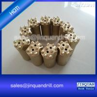 Wholesale Jinquan knock off button bits - 30mm 32mm 33 34mm 36mm 38mm 41mm tapered button drill bits from china suppliers