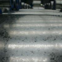 Wholesale Hot dip galv Chromated rolled galvanized sheet metal ASTM A653 - CS - B Grade from china suppliers