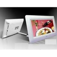 Wholesale 1080p HD Electronic Picture Display , Calendar Function Electrical Photo Frame from china suppliers