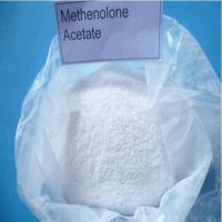Wholesale Muscle Gain Raw Material Chemical Steroid Hormone Methenolone Acetate CAS 434-05-9 from china suppliers