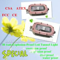 Wholesale IP67 High Power Industrial 30 Watt LED Lighting Fixture CREE For Underground Passage from china suppliers
