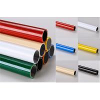 Wholesale Customized Colorful Lean PE Coated Steel Pipe 4000mm Anti-corrosive from china suppliers